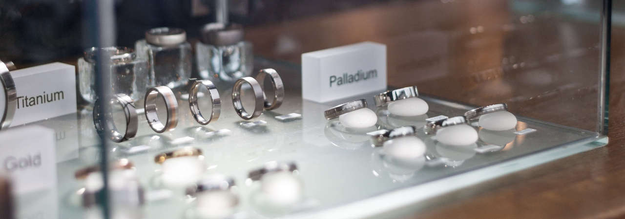 Wedding bands collection image