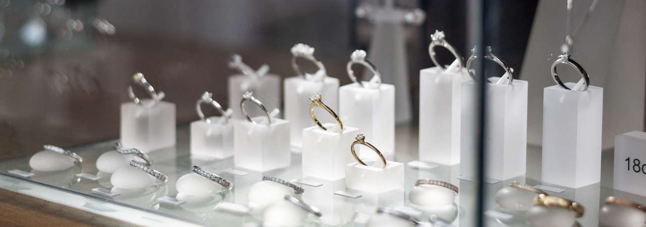 Diamond ring collection image